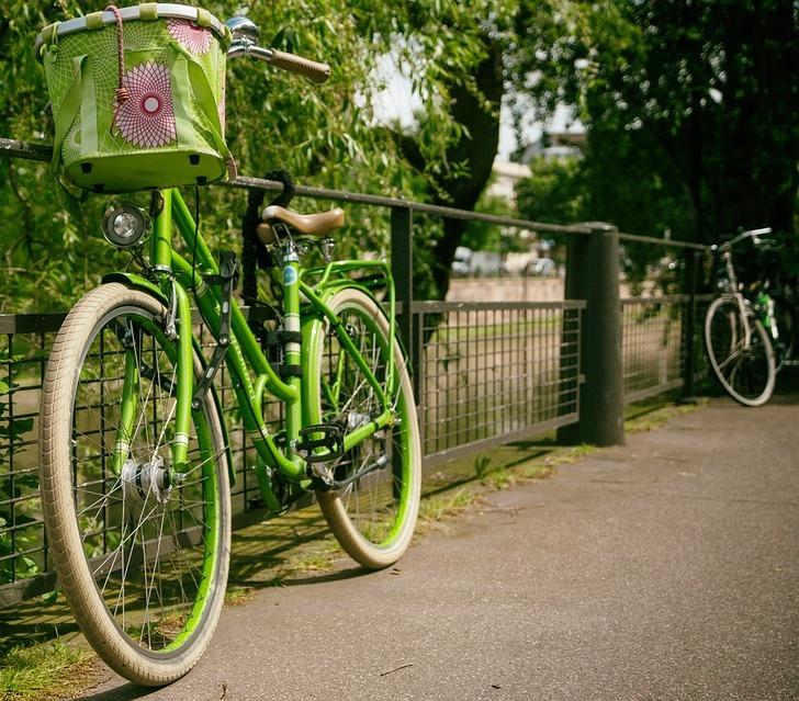 Sortie ouvrages hydrauliques en vélo